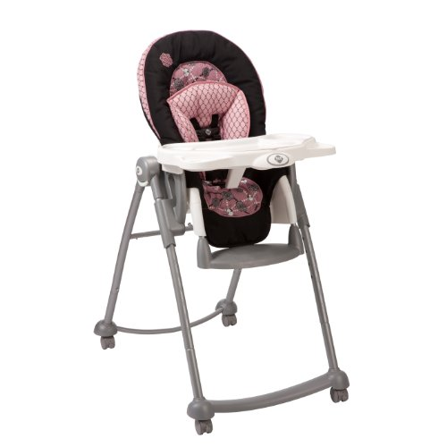 Safety 1St Nourish High Chair, Vintange Romance front-845845