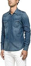 Replay Men's Casual Shirt M4860M,000,26A 774