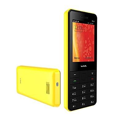 LAVA KKT star Plus(Black and yellow)