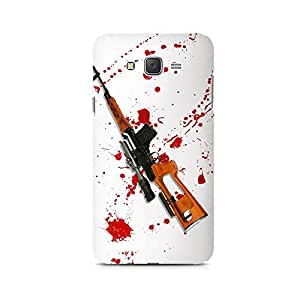 TAZindia Designer Printed Hard Back Case Cover For Samsung Galaxy J5