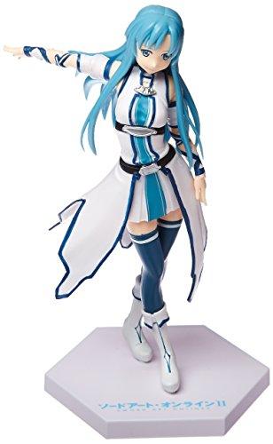 """Sega Sword Art Online ALO Premium Figure - 7.5"""" Undine Asuna Crossed Legs"""