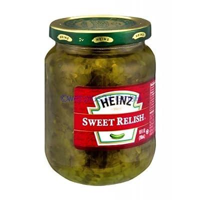 HEINZ Sweet Relish (296g) von Heinz auf Gewürze Shop