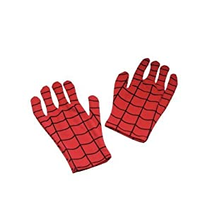 Child Spiderman Gloves from Disguise