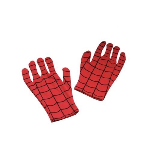 : ALL NEW Licensed Child Spider-man Costume Gloves