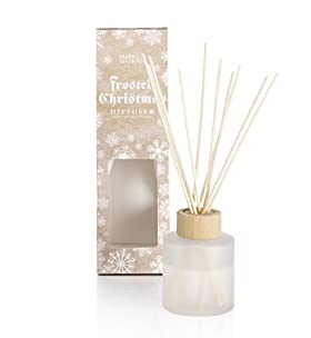 Frosted Christmas Diffuser Sticks