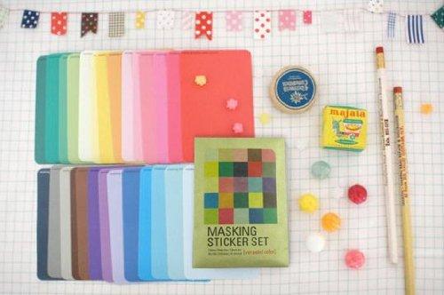 <p>Cinta adhesiva para hacer scrapbooking</p>