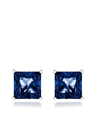 Art Of Diamond Pendientes BlueSapp White Gold