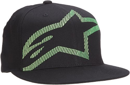 ALPINESTARS Men's Groove Custom 210 Hat, Black, Large/X-Large