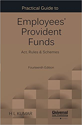 Practical Guide to Employees' Provident Funds