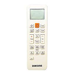 AC Remote compatible with Samsung (White)