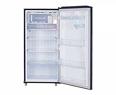 LG GL-B225BGLL(GL) Direct-cool Single-door Refrigerator (215 Ltrs, 4 Star Rating, Graphite Lily)