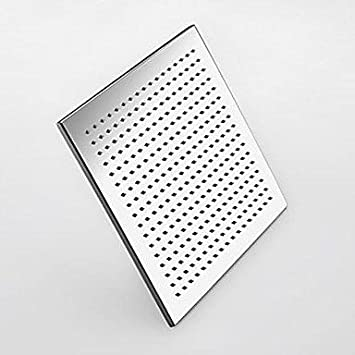 12 zoll edelstahl duschkopf mit farbwechsel led licht db866. Black Bedroom Furniture Sets. Home Design Ideas