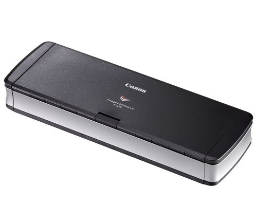 41mr5spBSuL Canon imageFORMULA P 215 Scan tini Personal Document Scanner