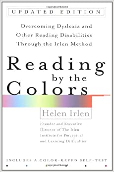 Reading performance of dyslexics with a special font and a colored
