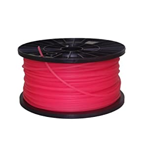 Deals 1.75mm ABS Filament 1kg/2.2lbs for DIY 3D Printers Filament Reprap, MakerBot, MakerGear, Replicator 2 -Pink