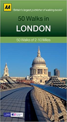 Greater London Walking Guidebook