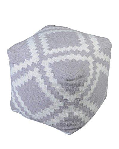 rugs2clear-fait-main-gris-la-laine-sans-pour-autant-remplisseuse-regale-pouf-40cm-x-40cm-x-40cm1-pie