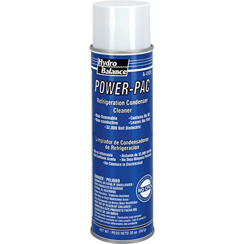 Hydro Balance Power Pac Aerosol Cleaner Ideal For Cleaning Refrigeration Condensers, Electric Equipment And Motors Hvac