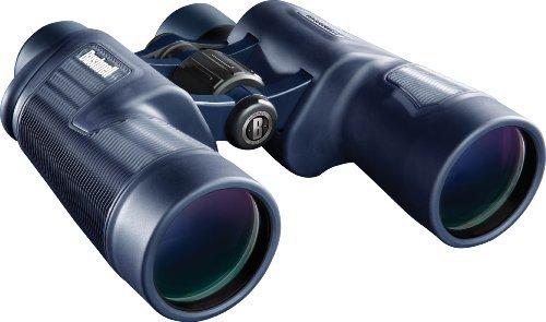 Bushnell H2O Waterproof/Fogproof Porro Prism Binocular, 7 X 50-Mm, Black Size: 7 X 50-Mm