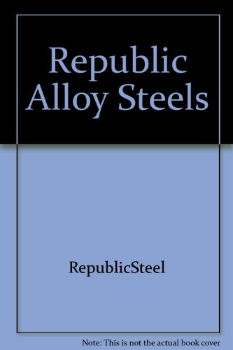 Republic Alloy Steels (Republic Steel compare prices)