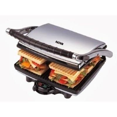 Nova NT-233HDG Sandwich Maker