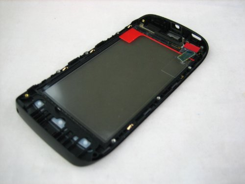 Nokia Lumia 710 - Black Touch Screen Digitizer,Frame - Mobile Phone Repair Part Replacement