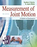 img - for Measurement of Joint Motion: A Guide to Goniometry (4th edition) book / textbook / text book