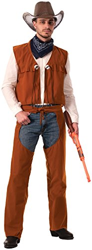 Forum Novelties Men's Western Cowboy Costume