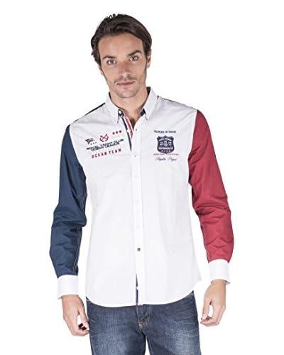 Giorgio di Mare Camisa Hombre 13038 Blanco