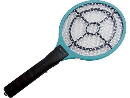 beper-30065-gr-mosquitera-en-forma-de-raqueta-a-pilas-color-verde