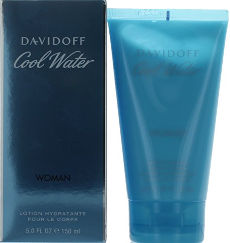 Cool Water By Davidoff For Women. Body Lotion 5 oz (Cool Lotion compare prices)
