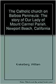 Catholic Church Newport Beach Balboa