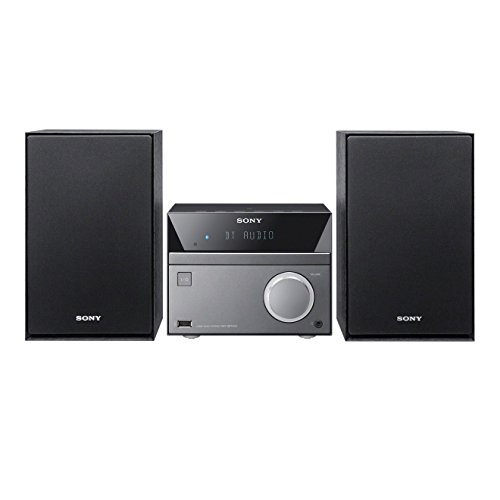 Sony-CMT-SBT40D-Micro-HiFi-System-40-Watt-CD-Player-FMAM-Tuner-Bluetooth-NFC-USB-schwarz