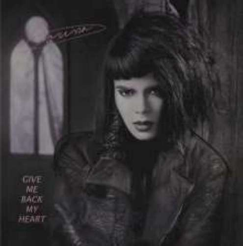 Give me back my heart (UK, 1989) / Vinyl Maxi Single [Vinyl 12'']