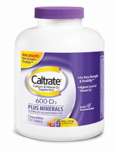 Potassium caltrate