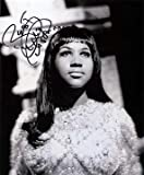 ARETHA FRANKLIN 8x10 Music Photo Signed In-Person
