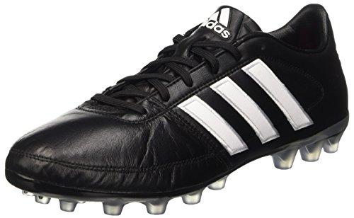 adidas Gloro 16.1 Ag, Scarpe da Calcio Uomo, Nero (Core Black/Ftwr White/Matte Silver), 42 2/3 EU