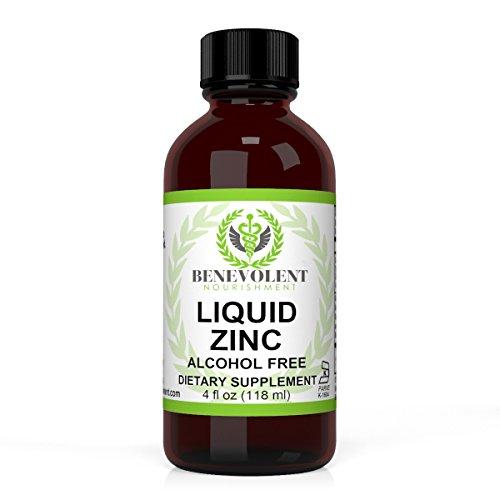 Organic Natural Zinc Supplement