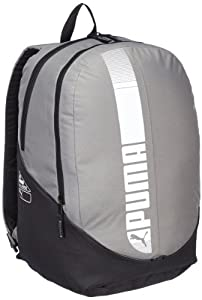 Puma Pioneer Backpack steel gray-black Size:One size