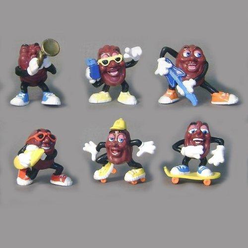 set-of-6-hardees-premium-1988-vintage-california-raisins-pvc-figures