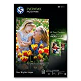 HP Everyday Glossy Photo Paper-25 sht/A4/210 x 297 mm: Q5451A (Q5451A)
