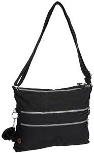 Kipling Womens Alvar Shoulder Bag K13335900 Black