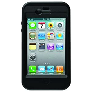 Otterbox Defender Case for iPhone 4 (Black)