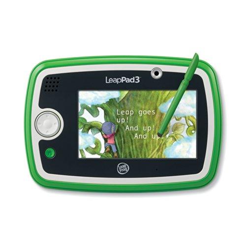 Leapfrog leappad3 kids learning tablet green best kids tablets