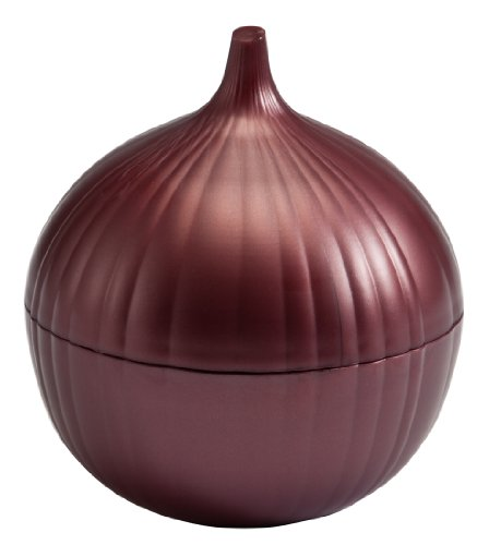 Hutzler Onion Saver, Red (Onion Storage Container compare prices)