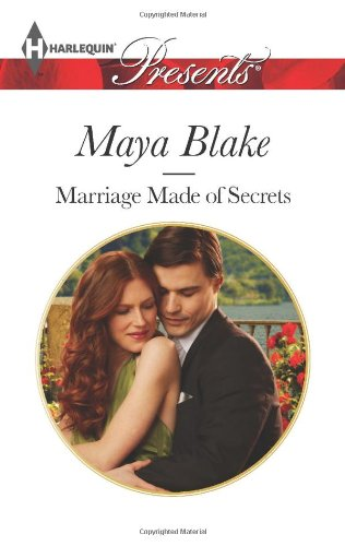 Image of Marriage Made of Secrets (Harlequin Presents)