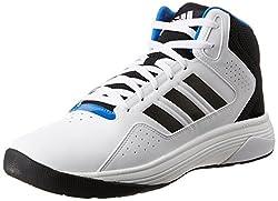 adidas neo Men's Cloudfoam Ilation Mid Basketball Shoes