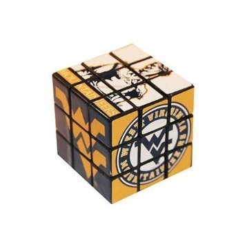 NCAA West Virginia Mountaineers Toy Puzzle Cube - 1