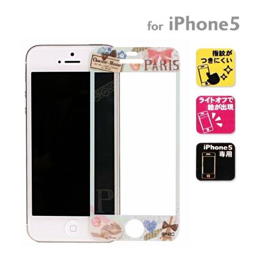 Sumahogo Screen Protecting Film for iPhone 5 Paris