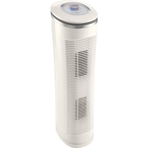 Homedics Oscillating Tower Hepa Air Cleaner front-446285